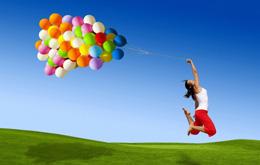 woman_balloons